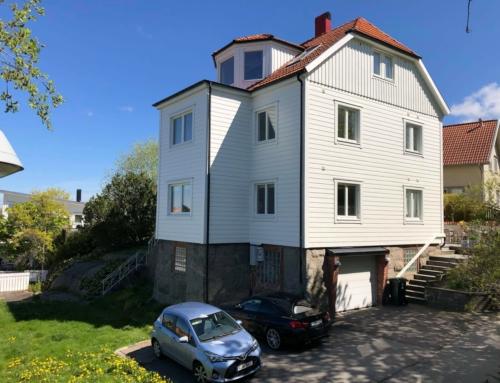 Tillbyggnad Göteborg